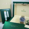Rolex Datejust BLUE 116234  Box & Papers 36mm Oct 2017