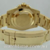 "Rolex Submariner  116618LN  18k Yellow-Gold Full Set ""MINT"""