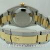 "Rolex Datejust 36 Steel & 18k Yellow-Gold, 126233  B&P 2021 ""AS NEW"""