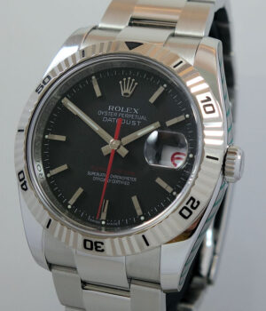 ROLEX Datejust Turn-O-Graph 116264 Box   Papers