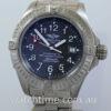 Breitling Avenger SEAWOLF Titanium on bracelet E17370