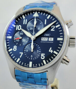 IWC  Le PETIT PRINCE  Pilot  IW377717  As New