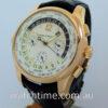Girard Perregaux Worldtimer Chronograph 18k Gold ref: 49800 2015 Box & Papers