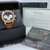 Chopard Mille Miglia Jacky Ickx Edition IV 18kt Rose Gold Flyback Chronograph ref: 161262-5001 2012